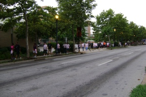 prayer rally 6-20-09
