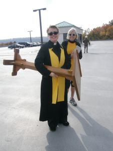 PreacherAndHerPulpit